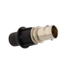 TELECOM BNC female universal connector, with CaP 5 ΤΕΜ.